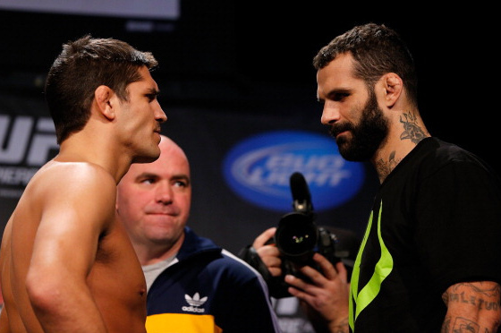 UFC 154: What We Learned from Patrick Cote vs Alessio Sakara