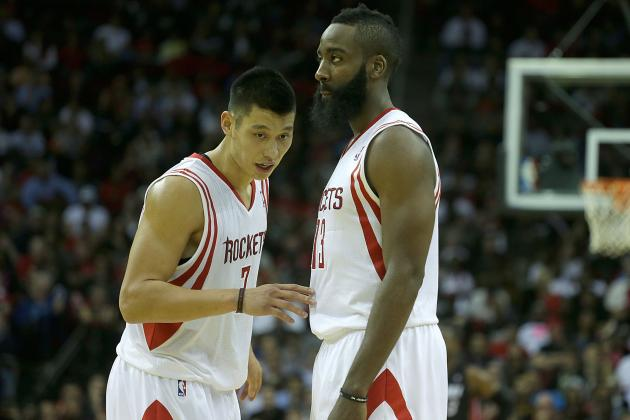 Jeremy Lin: Areas Rockets PG Needs to Improve His Game Most