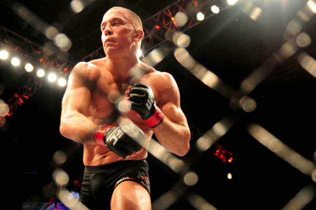 UFC 154 Live Results and Play-by-Play