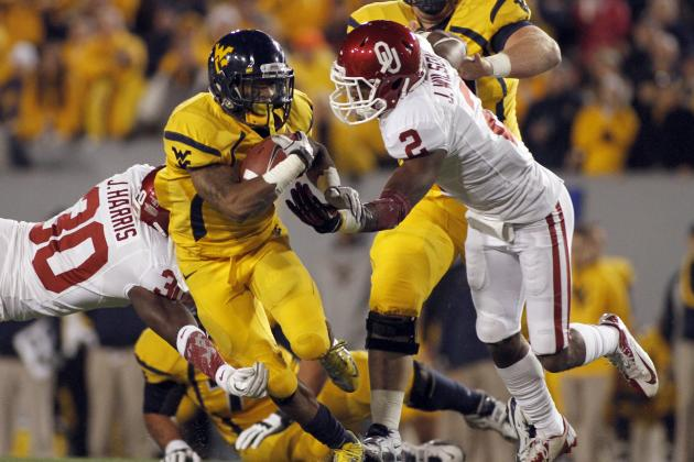 Tavon Austin Breaks Big 12 Record for All-Purpose Yards