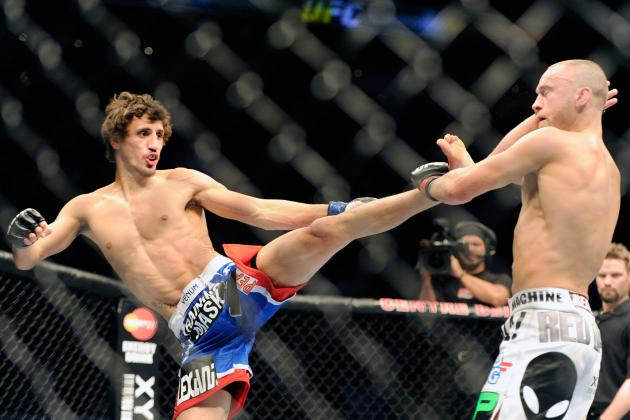 UFC 154: What We Learned from Mark Hominick vs. Pablo Garza