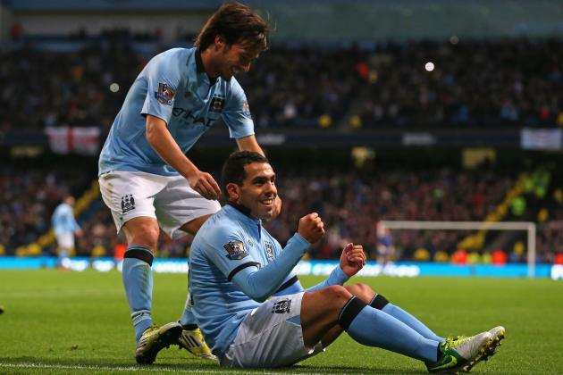 Manchester City: Lopsided Beating of Aston Villa Arrives Right on Schedule