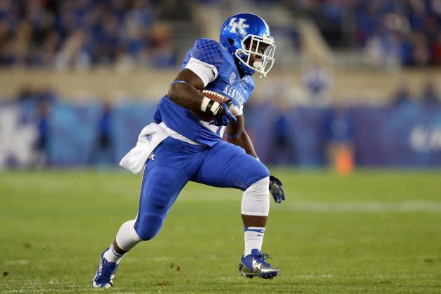 Kentucky Beats Samford 34-3