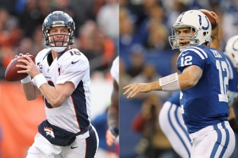 Andrew Luck Ahead of Peyton Manning in Year One but Has a Long Way to Go