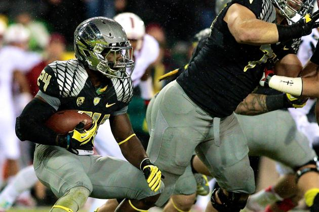 Week 12 College Football Live: Oregon vs. Stanford, USC vs. UCLA & More
