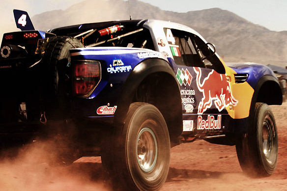 Baja 1000 Winners 2012: Results from Wild Off-Road Race