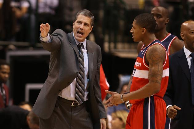 Washington Wizards: How Long Can the Losing Streak Continue?