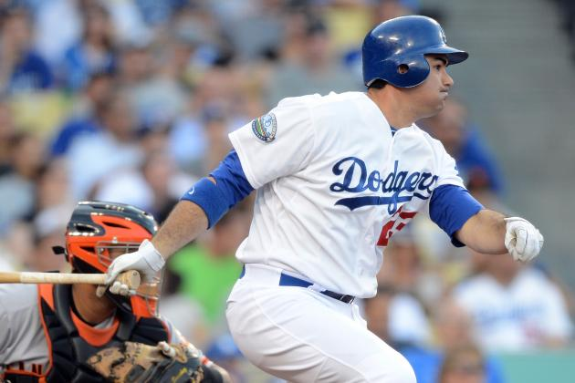 Dodgers' Adrian Gonzalez Draws a Big Crowd in Tijuana