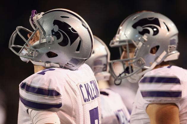 Kansas State Isn't out of the National Title Chase Yet