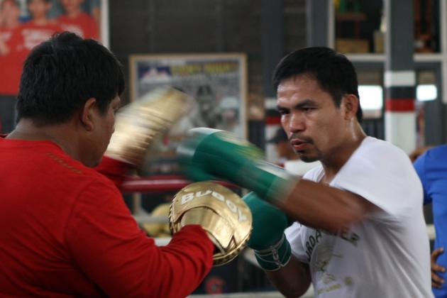 HBO's 24/7: Pacquiao-Marquez 4, Episode 1 Was Better Than Expected