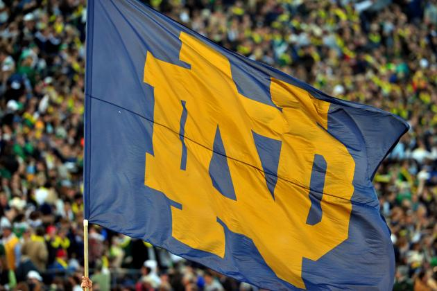 Notre Dame Football: The Stars Align, the Irish Are No. 1