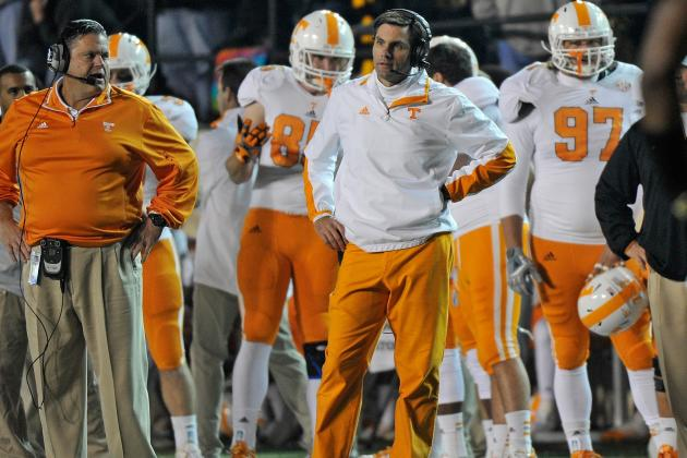 Tennessee Volunteers Experience Historic Lows with Derek Dooley