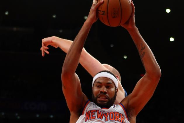 Wallace, Not Camby, Emerges on Knicks Bench