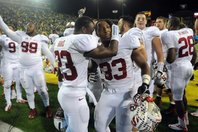 Oregon vs. Stanford: Why 2012 Cardinal Are Better Than Any of the Harbaugh Teams