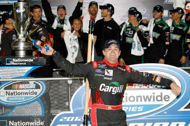 Encore: Can Ricky Stenhouse Jr. Now Join One of NASCAR'S Most Exclusive Clubs?