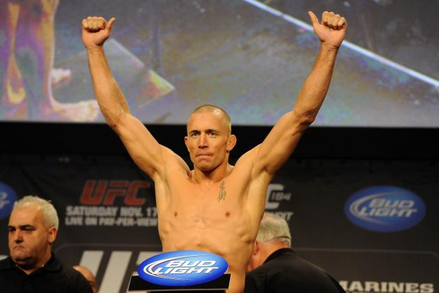 St Pierre vs Condit: Anderson Silva Must Be Next Step for GSP