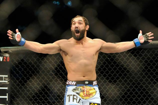 UFC 154 Results: GSP Should Be Afraid of Johny Hendricks