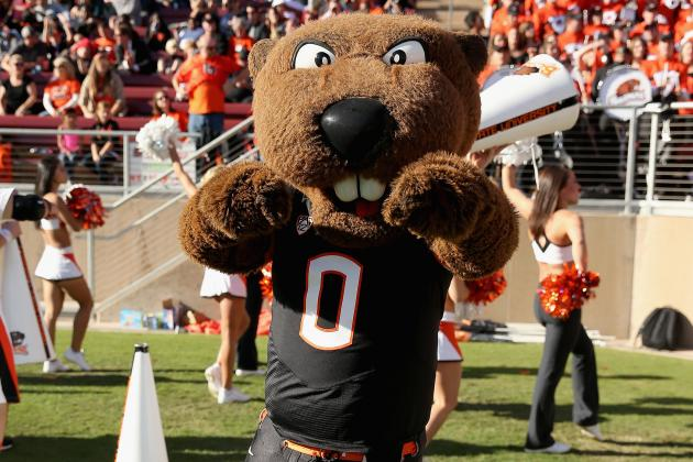 Beavers Chew Up Cal 62-14