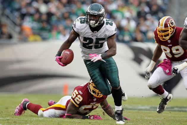 Philadelphia Eagles vs. Washington Redskins Week 11 Fantasy Football Preview