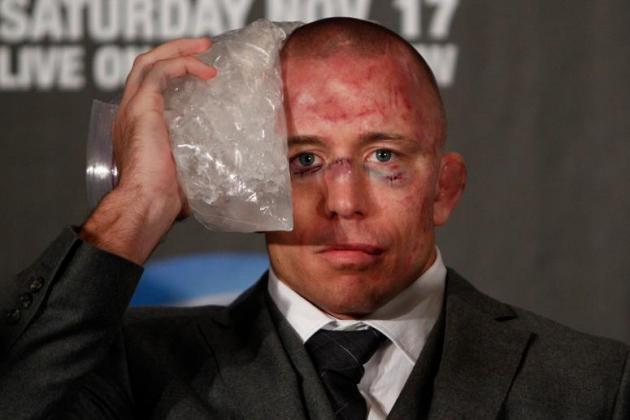UFC 154 Results: Close Win over Condit Proves GSP Can't Beat Anderson Silva