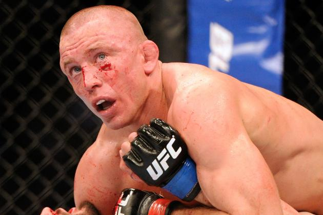 UFC 154 Results: Georges St-Pierre Has Got Nothing for Anderson Silva