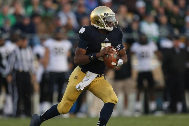 Notre Dame Football: Losses by K-State and Oregron Put Irish on Road to Miami