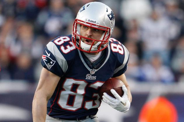 Report: Wes Welker Expected to Play for New England Patriots