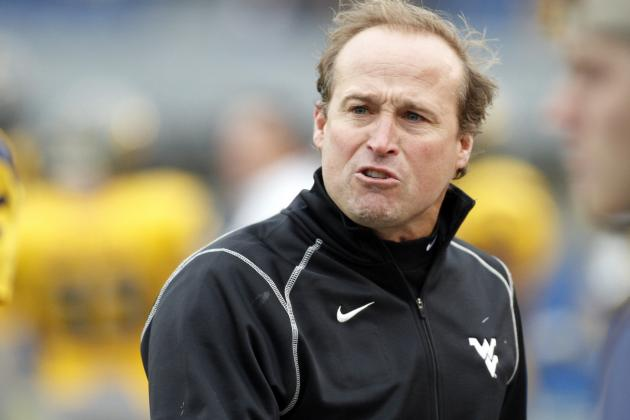 Dana Holgorsen Went Ballistic During Oklahoma Game [Video]