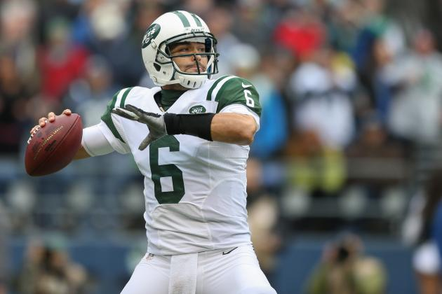 Mark Sanchez: Struggling New York Jets QB Will Continue Downward Spiral vs. Rams