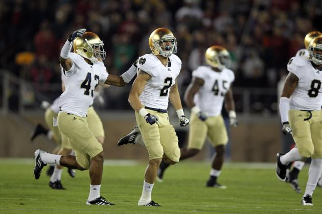 Notre Dame Football: Players to Watch When Fighting Irish Take On USC Trojans