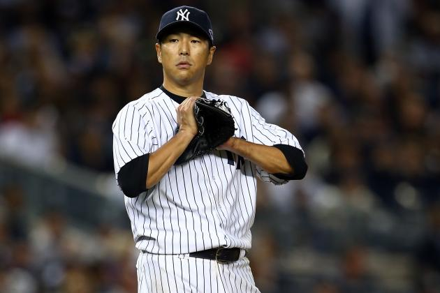 Japan Factor Could Help Yanks Keep Kuroda in Pinstripes