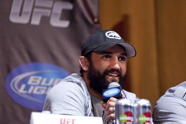 Johny Hendricks Will Wait for Georges St-Pierre and Title Shot