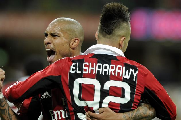 Stephan El Shaarawy: The Only Good Thing About AC Milan This Season
