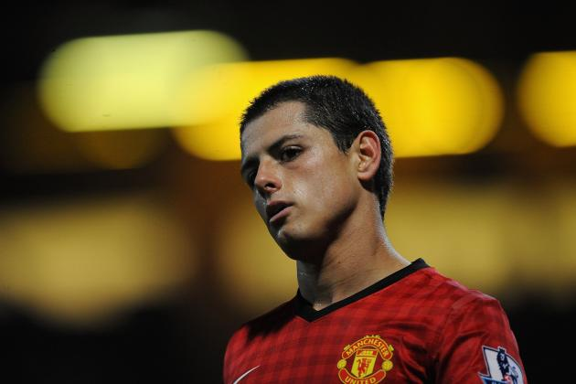 Javier Hernandez Should Not Be Used in the United Starting XI