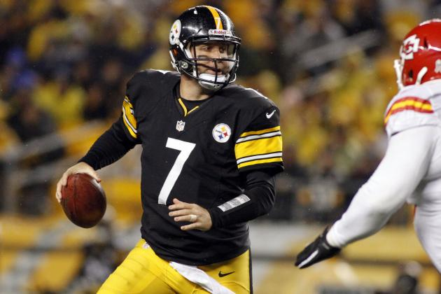Ben Roethlisberger: Long-Term Fantasy Replacements for Injured Steelers QB