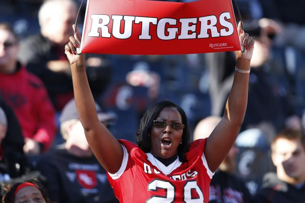 Report: B1G Could Add Maryland, Rutgers
