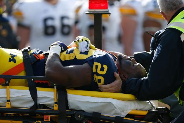Fitz Toussaint Undergoes Surgery After 'Heartbreaking' Leg Injury