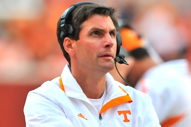Derek Dooley Reportedly Fired Following Another Tennessee Volunteers Loss