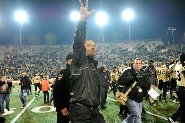 Vanderbilt Football: Dores Need to Keep James Franklin in Nashville