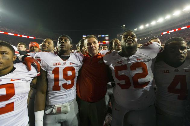 Postgame Quotes from No. 6 Ohio State vs. Wisconsin