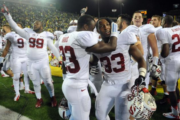 BCS Rankings 2012: Projecting Biggest Movers After Upset Filled Week 12