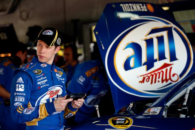 NASCAR Chase 2012: What Cup Win Will Mean for Brad Keselowski