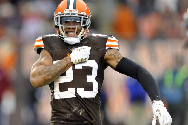 Haden out Today vs. Cowboys Due to Oblique Injury