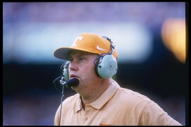 Derek Dooley Fired: Phil Fulmer Is Tennessee's Best Move over Jon Gruden