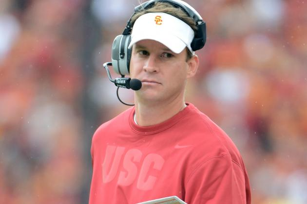 Lane Kiffin: Coach Must Return to USC Trojans for Program to Live Up to Ability