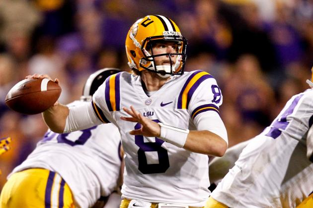 LSU Relies on Offense in Win Against Ole Miss