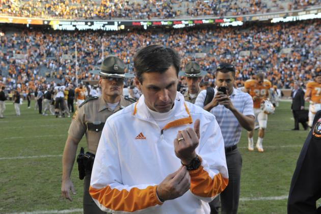 Tennessee Fires Dooley Effective Immediately