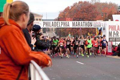 Philadelphia Marathon 2012 Results: Men's and Women's Top Finishers