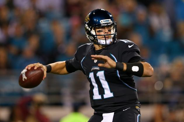 Blaine Gabbert Injury: Updates on Jaguars QB's Elbow