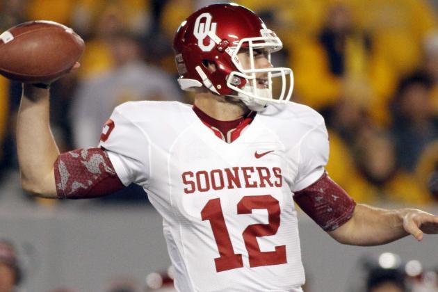 College Football Rankings 2012 Week 13: Overrated Teams Ranked Too High by AP